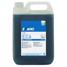 Evans Vanodine EC6 all purpose cleaner 5 Litres