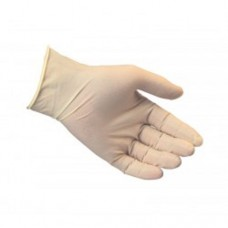 Powder Free Latex Disposable Gloves. Box of 100