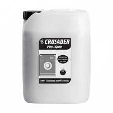Evans Vanodine CRUSADER PRO LAUNDRY LIQUID for all temperatures, hard or soft water 20 Litre Bottle