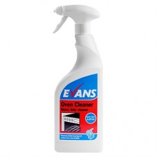 Evans Vanodine OVEN CLEANER  in a trigger spray 750 ML