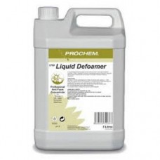 Prochem LIQUID DEFOAMER 5 Ltr for extraction machine recovery tanks